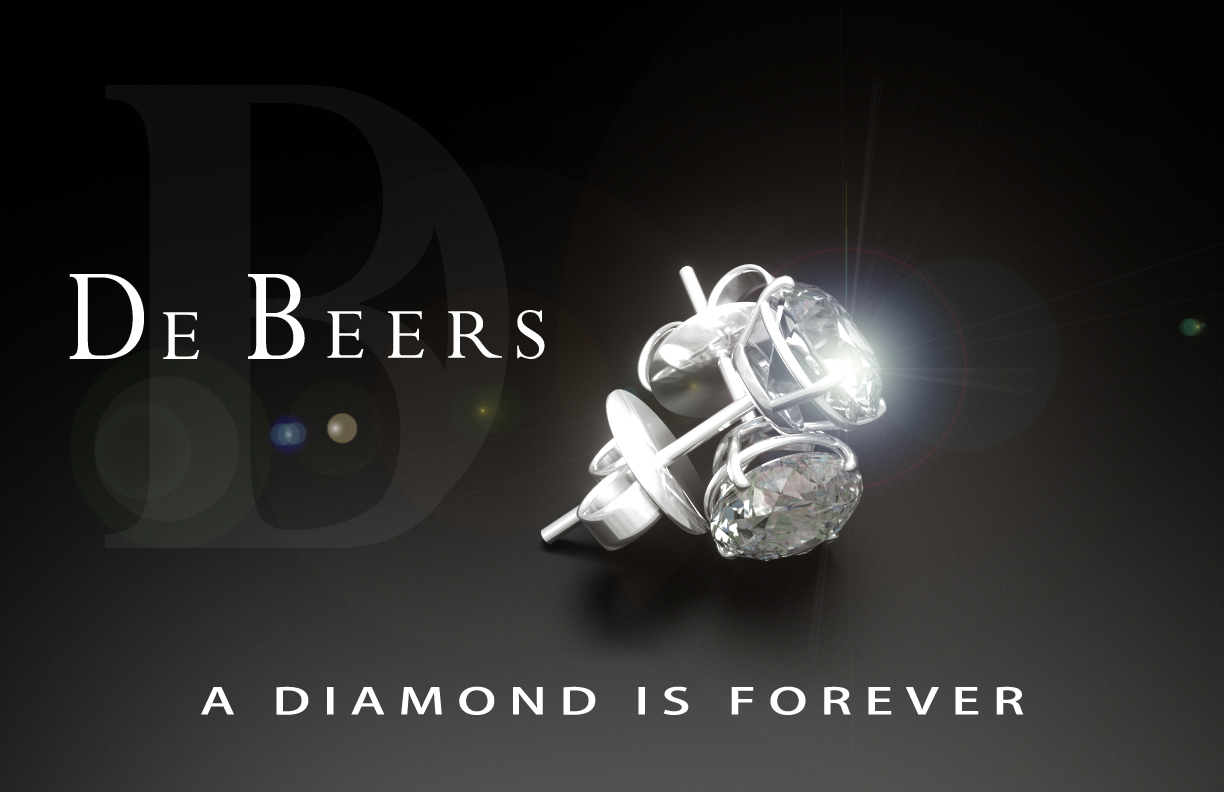 De Beers Campaign - A diamond is forever