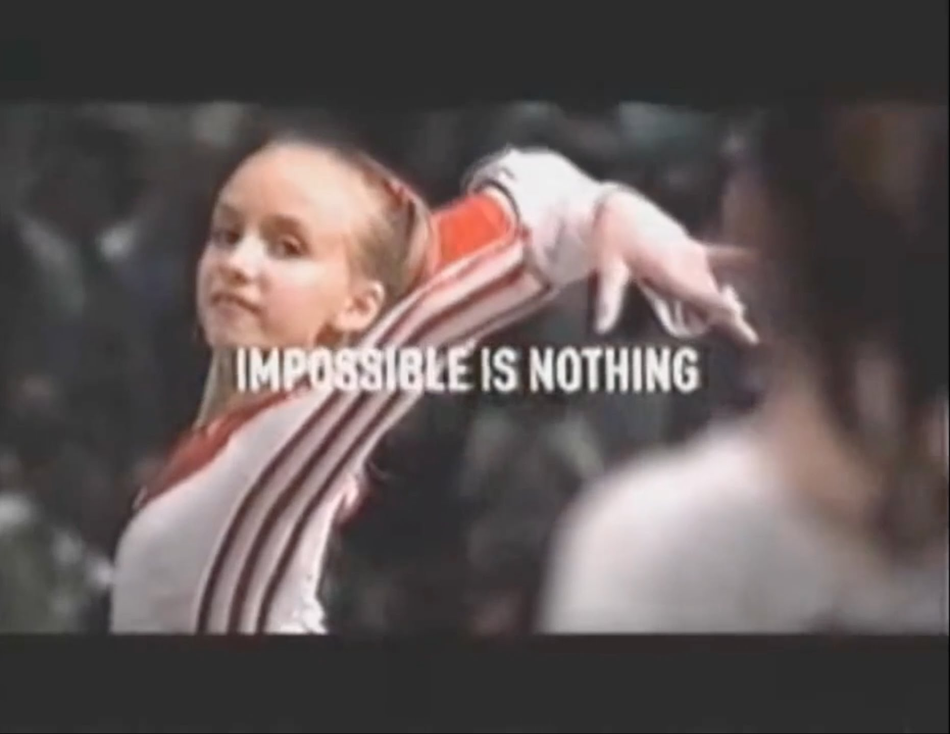 Adidas Campaign - Impossible is nothing